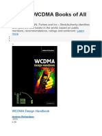 39 Best WCDMA Books of All Time