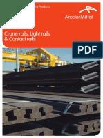 Arcelormittal Crane Rails En
