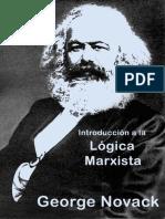 Introduccion a la logica marxista [18692] - George Novack.epub