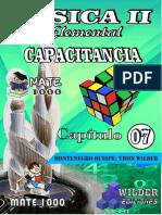 Cap 07 - Capacitancia