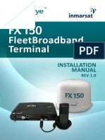 Fx150 Installation Manual Rev 1.0