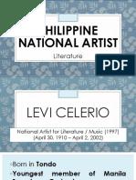 Philippine national artist (LITERATURE).pptx