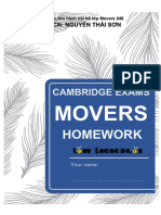 Cambridge Movers (Students)