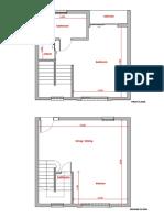Villa m - Floors