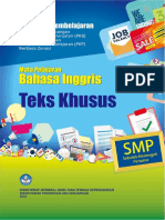 5. Materi PKP Bahasa Inggris SMP ( Datadikdasmen.com)