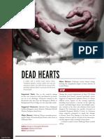 Dead hearts adventure