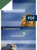 Cómo mejorar tus presentaciones en PowePoint