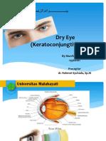 Dry Eye Ppt Refrat