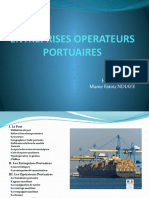 Operateurs portuaires