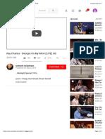 (2) Ray Charles - Georgia on My Mind (LIVE) HD - YouTube