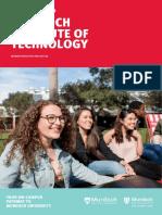 Murdoch Institute of Technology Prospectus