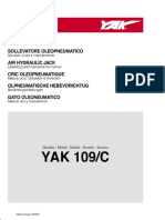 Manual de Utilizare YAK 109C