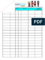Primaria-Inicial3-Modelo de Formatos Evaluacion Final