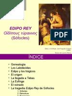 Ppoint Edipo Rey en PDF El Mejor