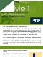 Cópia de Módulo 1 - Introdução Ao Mercado Financeiro Para Traders