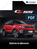 Ficha Changan CS55 2019 Junio