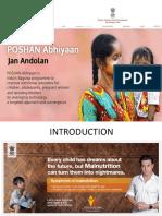 Poshan Campaign