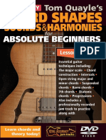 Chord Shapes For Absolute Beginners TAB Booklet.pdf