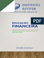eBook de Educação Financeira