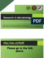 Microbiology Presentation