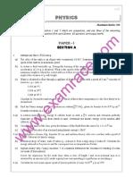 IAS Mains Physics 1986