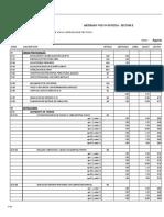 Anexo 06 - Plantilla de Metrados Sector E