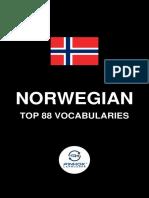 Norwegian Top 88 Vocabularies.pdf