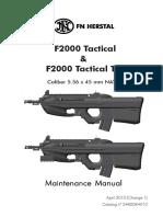 f2000 Tactical & Tactical Tr