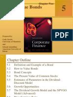 Ch1 How to Value Bonds