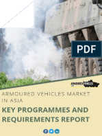 Armoured Vehicles Asia Report