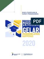 Surat Penawaran Beasiswa 2020