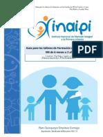 4. Guia para  los talleres de Formación con las Familias de NN de 6 meses a 2 años.pdf