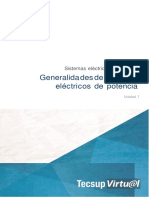 Generalidades de Sistemas Eléctricos de Potencia - TECSUP