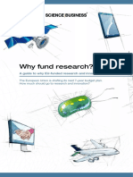 Why Fund Research