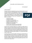 Comportamiento político y electoral, Anduiza y Bosch