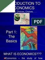 Into to economics
