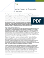 Understanding the Needs of Chf Patients