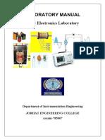 2Basic Electronics Lab