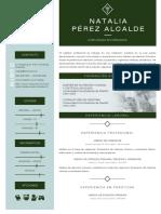 Curriculum Para Medico 808 PDF