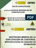 Exploraciòn de Materiales de Construcción