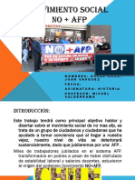 NO MAS AFP