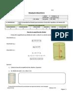 OA 7 - Guía Evaluada - Conos y Cilindros