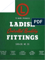 Ladish Controlled Quality Fittings Catalog No. 55