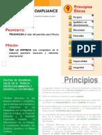 propósitos, misión y principios éticos