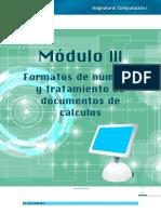 Computación I Módulo III