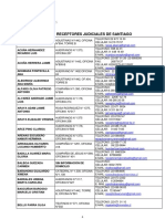 Receptores Judiciales [Santiago]