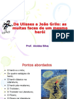 De Ulisses a João Grilo