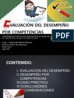 Evaluación Del Desempeño Por Competencias (1)