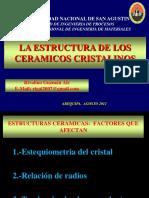 Estructura de Ceramicos