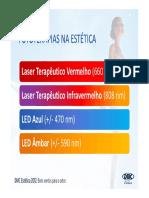 Fototerapias Na Estetica